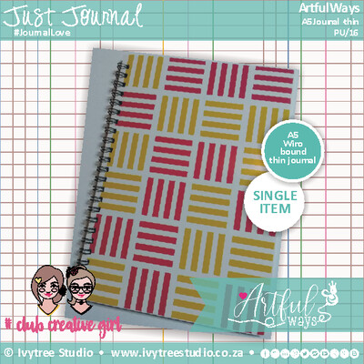 A5 Journal - Assorted