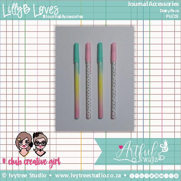 Dotty Pens