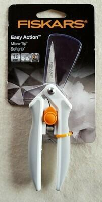 Fiskars Micro-Tip Softgrip scissors (Pre-Order)
