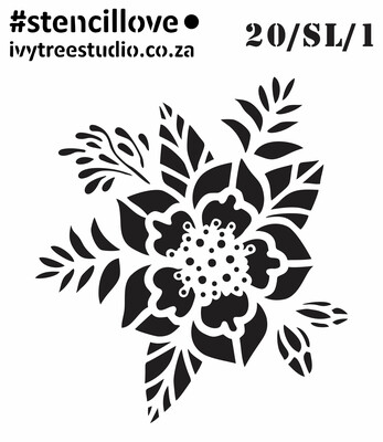 Ivytree Studio 2020 Stencils (Pre-Order) See Gallery and Options Menu