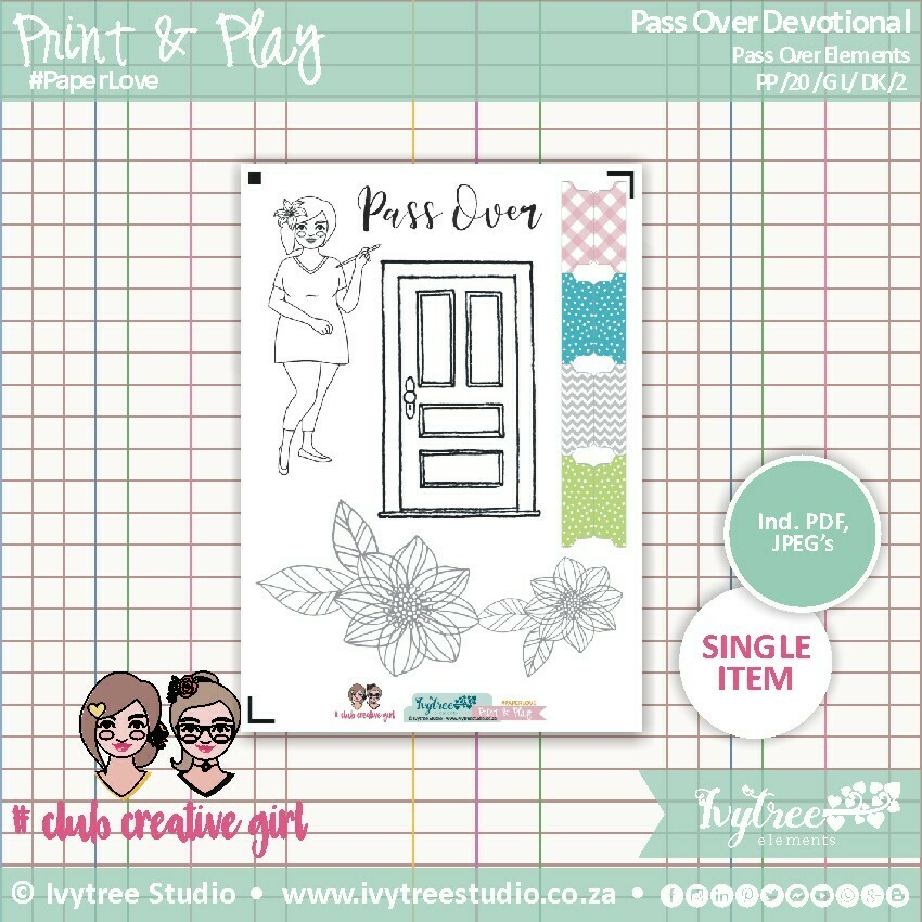 Pass Over Devotional Kit