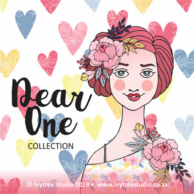 PP/201/CB - Print&Play - Collection Bundle (Eng/Afr) - Dear One Collection
