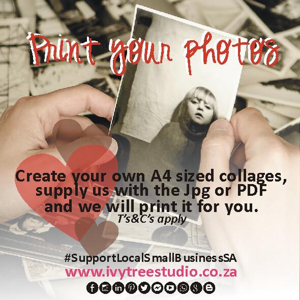 Photo Printing Options