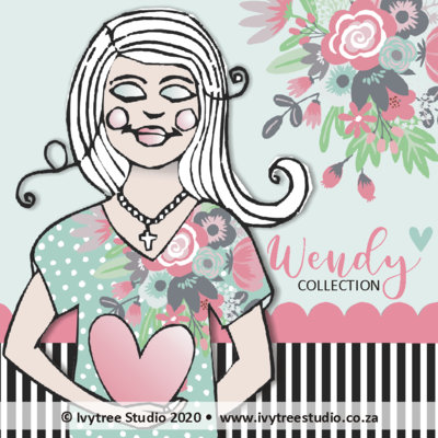#PP/203 - PRINT&PLAY - Wendy Collection - Collection Bundle