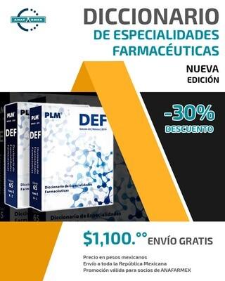 Diccionario de Especialidades Farmacéuticas
