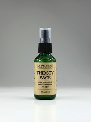 Thirsty Face Serum