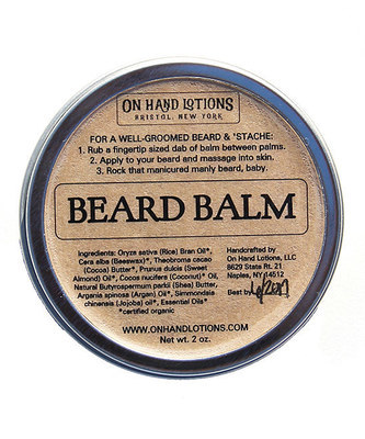 Beard Balm (Original and Unscented)
