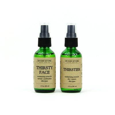 THIRSTIER Facial Serum for Dry Skin - 4 pack - Wholesale