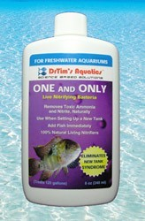 DrTim's, One & Only Nitrifying Bacteria for Freshwater Aquaria