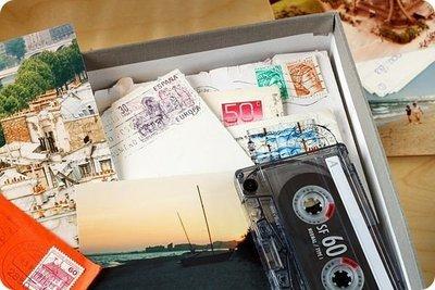 MEMORY BOX: СУНДУК ВОСПОМИНАНИЙ