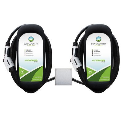 EV40R Share2 Bundle Charger with ChargeGuard