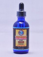 Indium (In) - 2oz. Concentrate