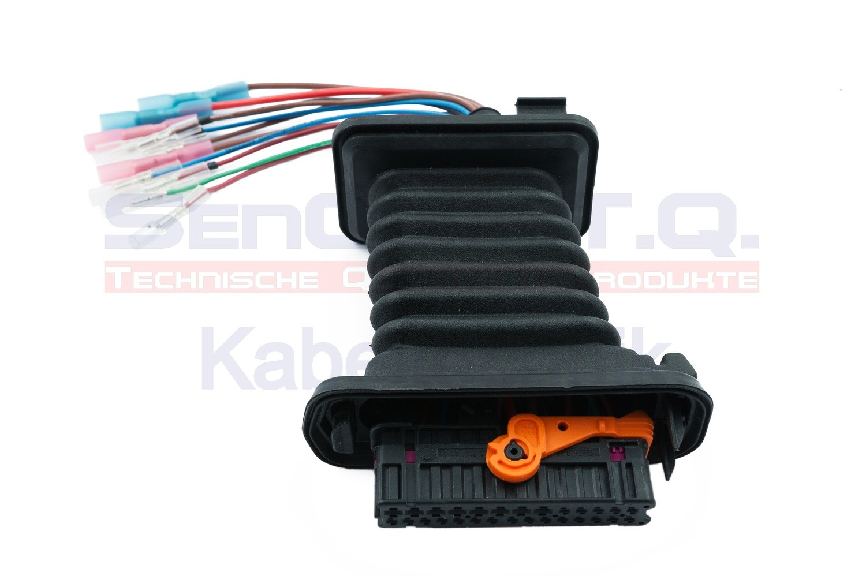 SenCom Kabelbaum Reparatursatz VW Jetta III 1K2 Tür vorne oder hinten links oder rechts