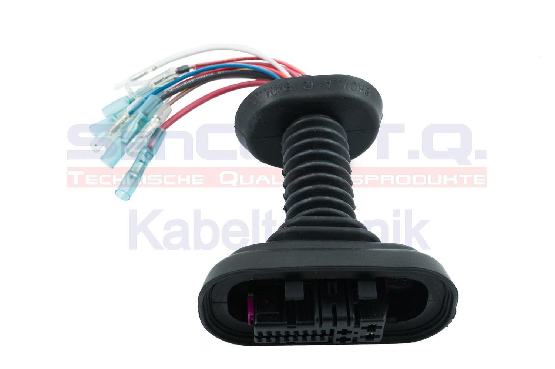 SenCom Kabelbaum Reparatursatz Audi A6 (4F2, 4F5 C6) Tür vorne links oder rechts
