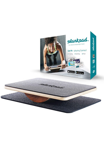 Plankpad® - Balance Board & Bodyweight Fitness Trainer