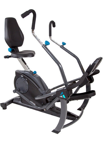 FREESTEP™ Recumbent Cross Trainer
