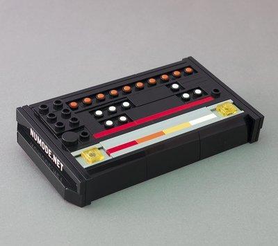 LR-808 Drum Composer