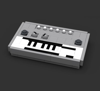 LB-303 Bass Synth