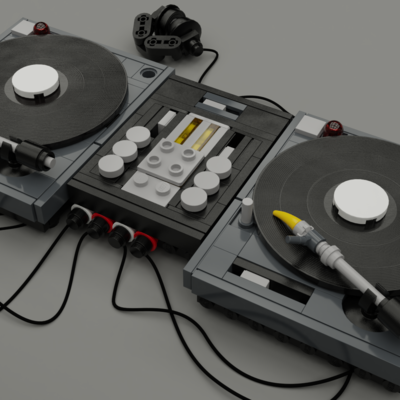 Turntables 1210mkII Special Edition