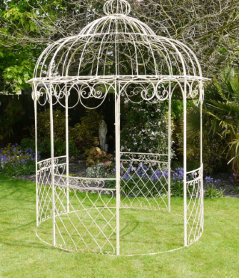 The Georgina Cream Gazebo