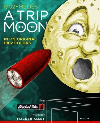 A Trip to the Moon: In Its Original 1902 Colors/The Extraordinary Voyage