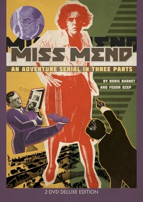 Miss Mend: An Adventure Serial in Three Parts