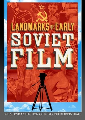 Landmarks of Early Soviet Film: A 4-Disc DVD Collection of 8 Groundbreaking Films: 1924-1930