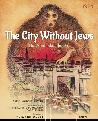 The City Without Jews (Die Stadt ohne Juden)