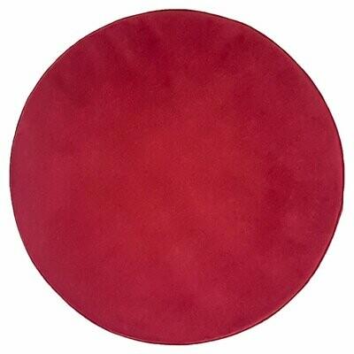 Plain obo top - Rød