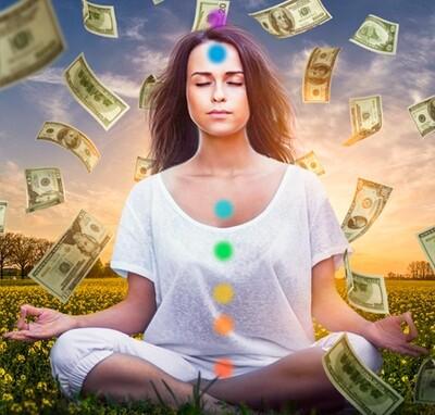 Медитация на увеличение и размножение денег от Роберта Стоуна