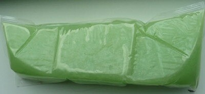 Paraffin Block 2.7 kg , smälter vid 46 grader