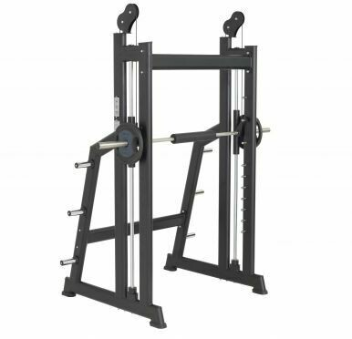 MS Smith Machine with Counterweight BioMotion