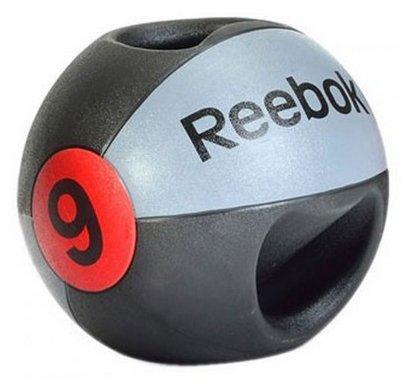 Reebok Medicinboll Studio m Grepp 10kg
