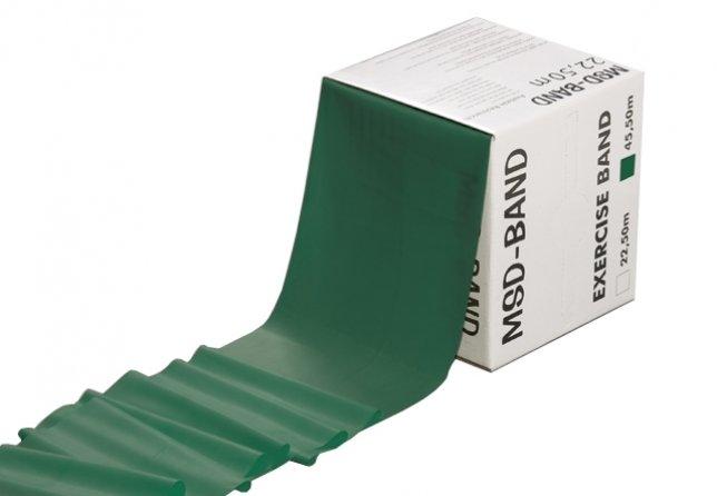 MoVeS Band Grön 45.5m hård