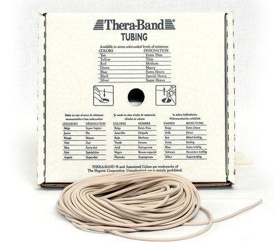 Thera Tubing Vit 30.5m X-Lätt