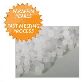 Paraffin Pärlor , 2.5kg smälter vid 54 grader