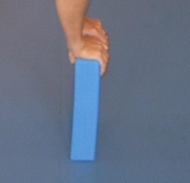 Pilatesblock  Blå