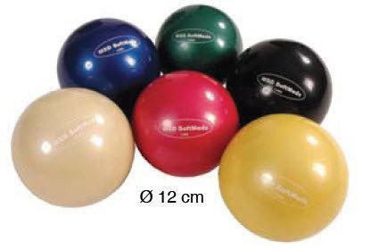 Medic Softboll 3,0kg , Svart