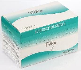 TeWa 5CB Speed Pak - Akupunkturnål Kopparhandtag 5/blister