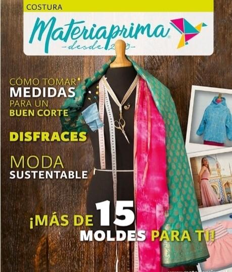 Revista Materia Prima #185 Costura 2019