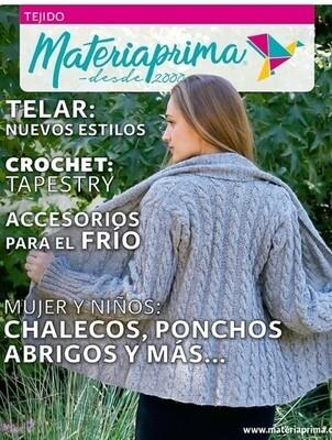 Revista Materia Prima #184 Tejido 2019