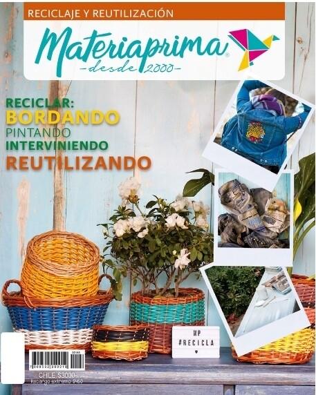 Revista Materia Prima #186 Reciclaje y Reutilización 2019