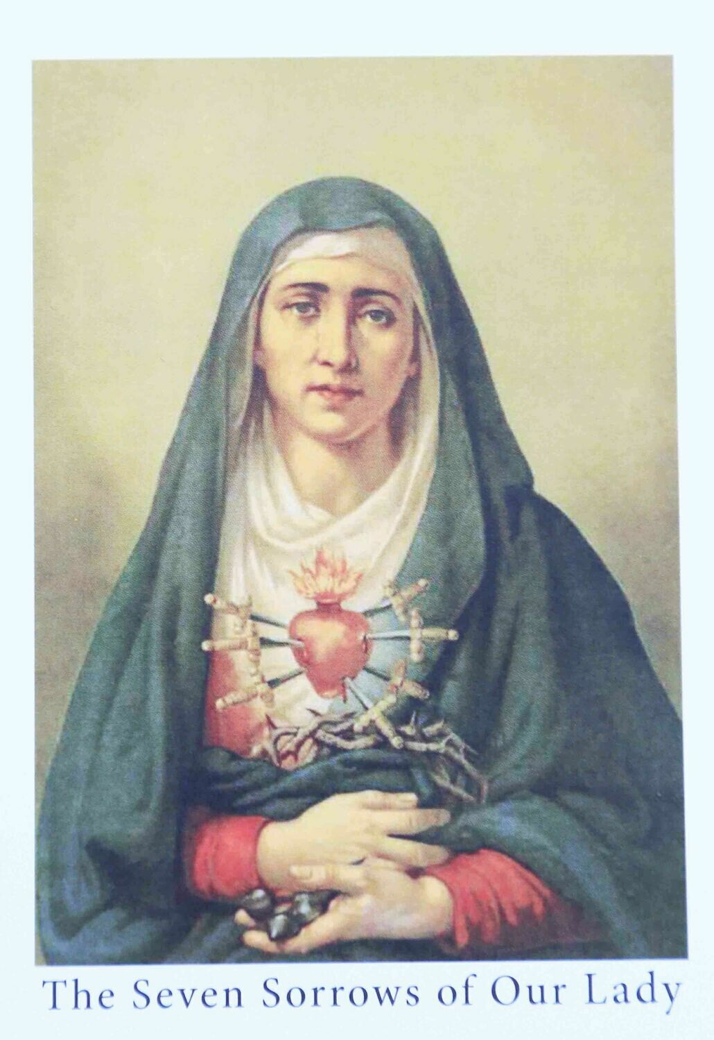 The Seven Sorrows of Our Lady