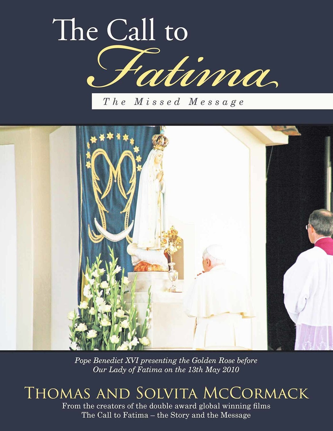 """The Call to Fatima: The Missed Message (2017)  + 2 DVDs """"The Call to Fatima"""" (All Region)"""