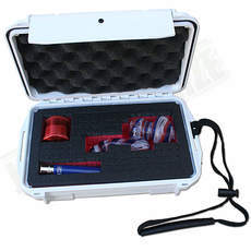 Hard Case with Red Pick Foam