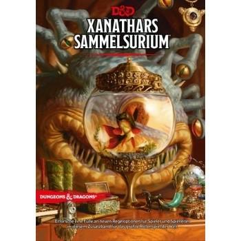 D&D Dungeons & Dragons RPG - Xanathars Sammelsurium - DE