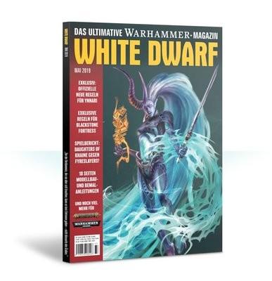 White Dwarf Mai 2019 (Deutsch) - Games Workshop