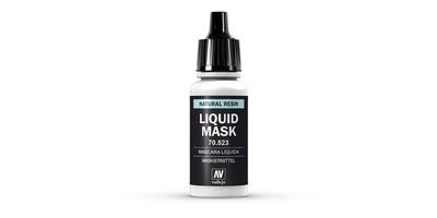 Natuarl Resin - Liquid Mask - Maskiermittel 17ml - Vallejo