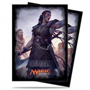UP - Sleeves Standard - Magic: The Gathering - Commander 2016 v4 (120 Sleeves)