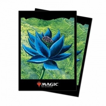 UP - Standard Sleeves - Magic: The Gathering - Black Lotus (100 Sleeves)